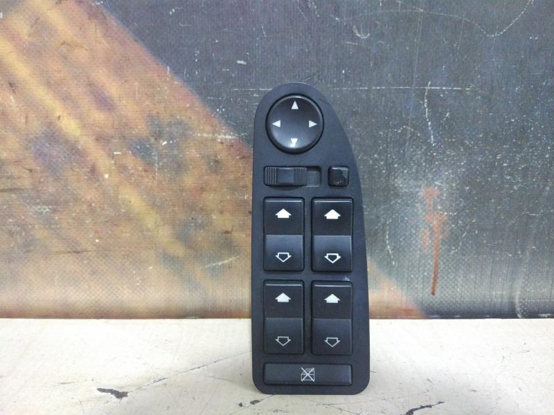 Блок кнопок Bmw 525I E39 M52 1998
