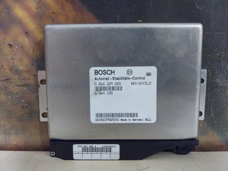 Блок управления abs Bmw 525I E39 M52 1998