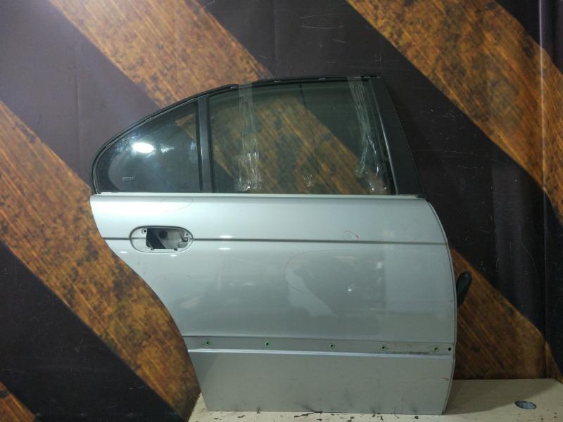 Дверь Bmw 525I E39 M52 1998 задняя правая
