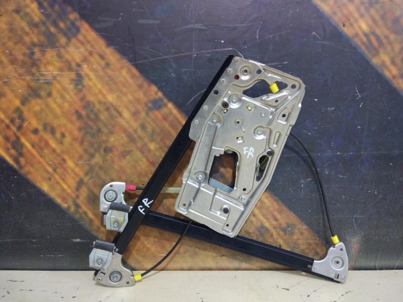 Стеклоподъемник Bmw 525I E39 M52 1998 передний правый