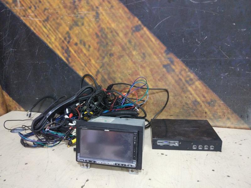 Монитор Lincoln Navigator 5.4L DOHC 2002