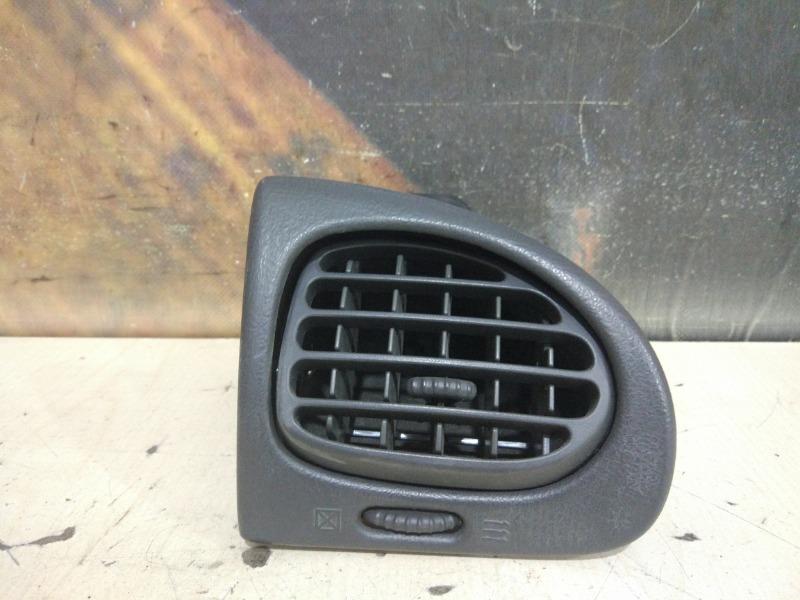 Воздуховод Chevrolet Trailblazer GMT360 LL8 2004