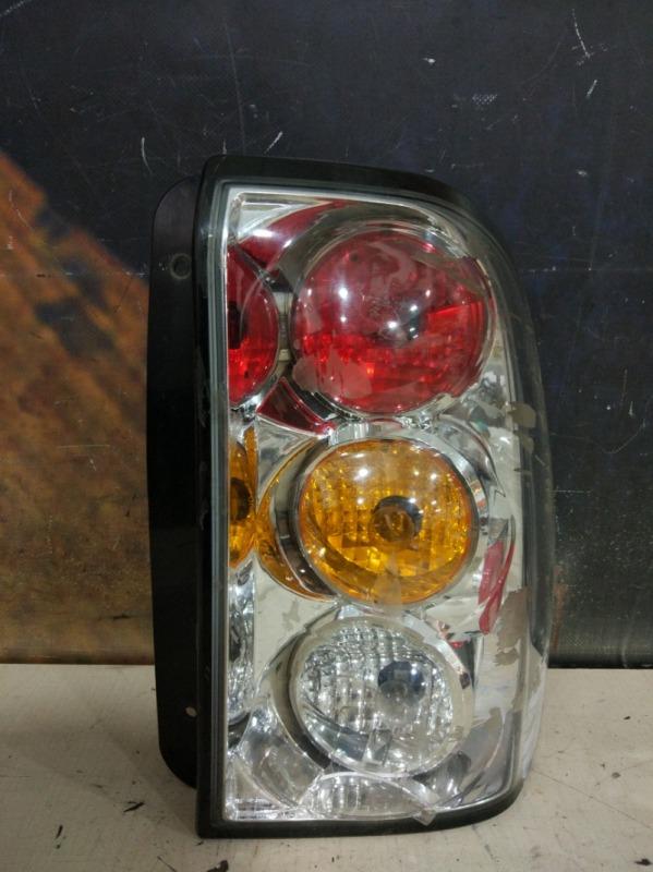 Фонарь Chevrolet Trailblazer GMT360 LL8 2004 правый
