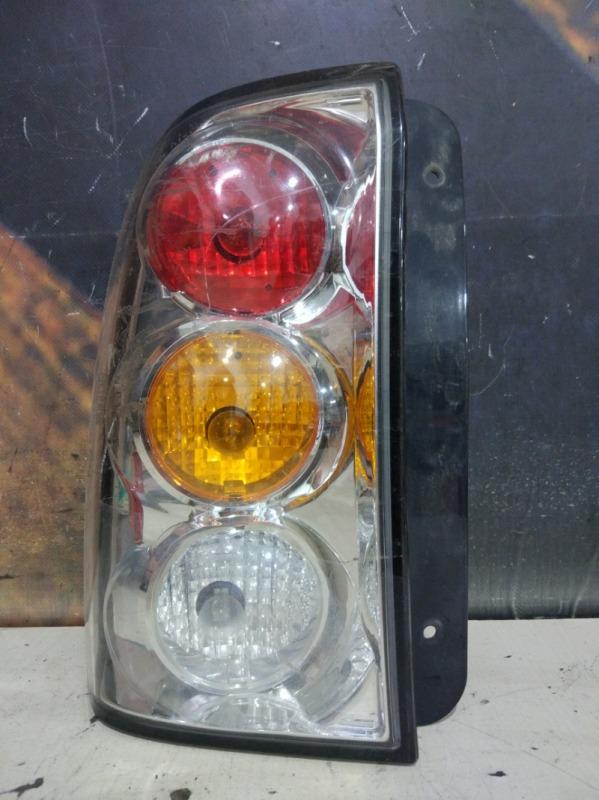 Фонарь Chevrolet Trailblazer GMT360 LL8 2004 левый