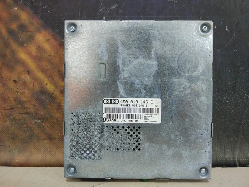 Блок управления tv тюнером Audi A6 Allroad C6 AUK 2006