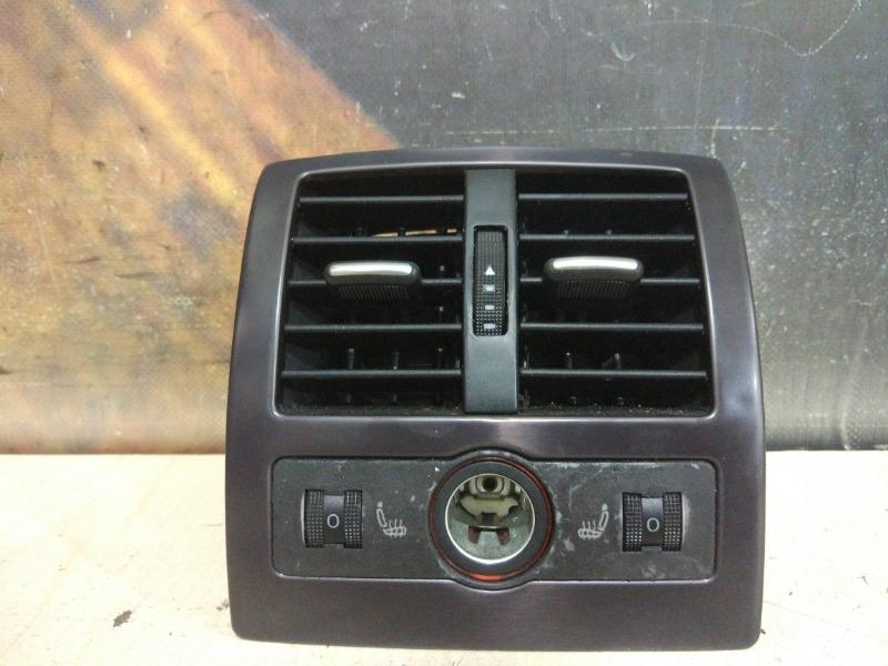 Воздуховод Audi Allroad C5 BES 2002 задний