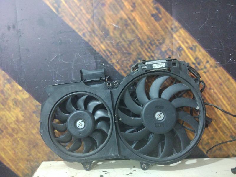 Вентилятор радиатора Audi A4 Avant B6 ALT 2004