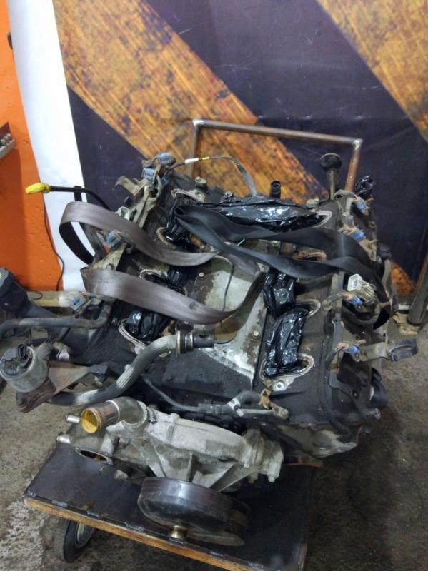Двигатель Cadillac Escalade LQ9 2002