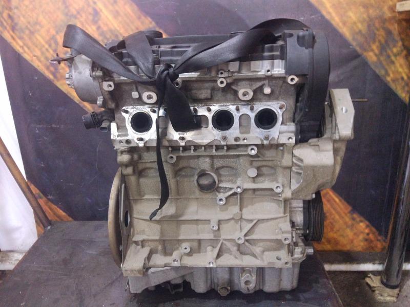 Двигатель Volkswagen Passat Variant B6 BVY 2006