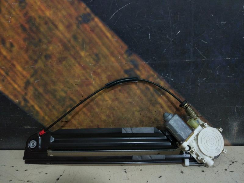 Стеклоподъемник Bmw 525I E39 M52TU 1999 задний правый
