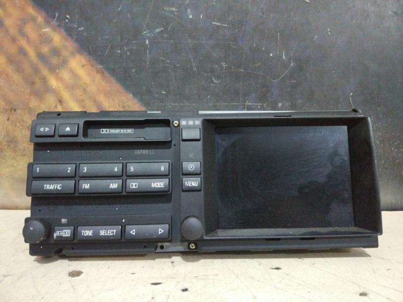 Монитор Bmw 525I E39 M52TU 1999