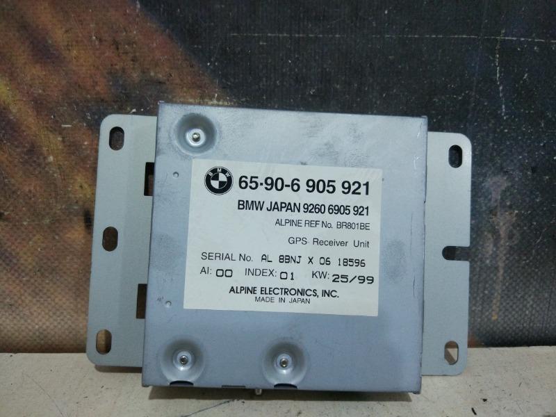 Принимающий модуль gps Bmw 525I E39 M52TU 1999