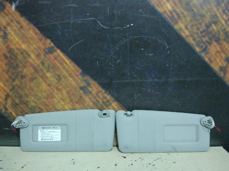 Козырек солнцезащитный Bmw 525I E39 M52TU 1999