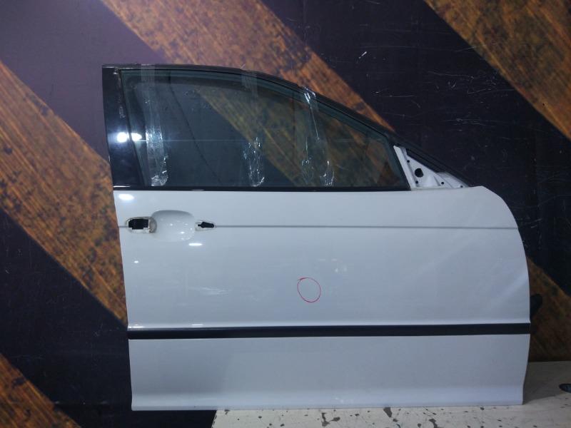 Дверь Bmw 320I E46 M54 2001 передняя правая
