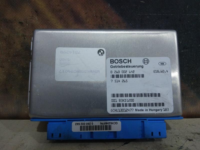 Блок управления акпп Bmw 320I E46 M54 2001
