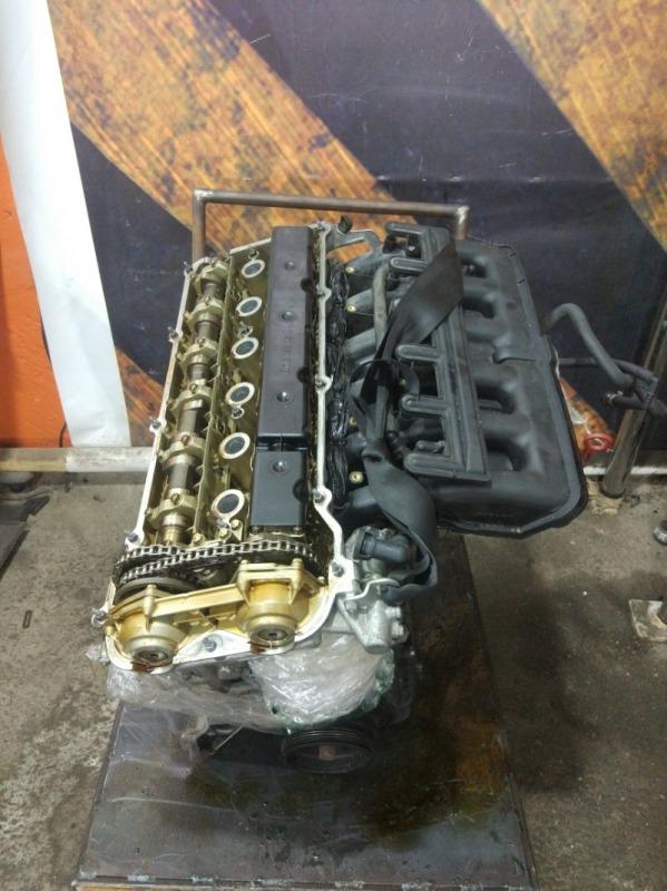 Двигатель Bmw 320I E46 M54 2001
