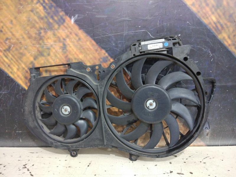 Вентилятор радиатора Audi A6 C5 ASN 2002
