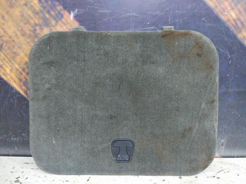 Ковер багажника Chevrolet Trailblazer GMT360 LL8 2004