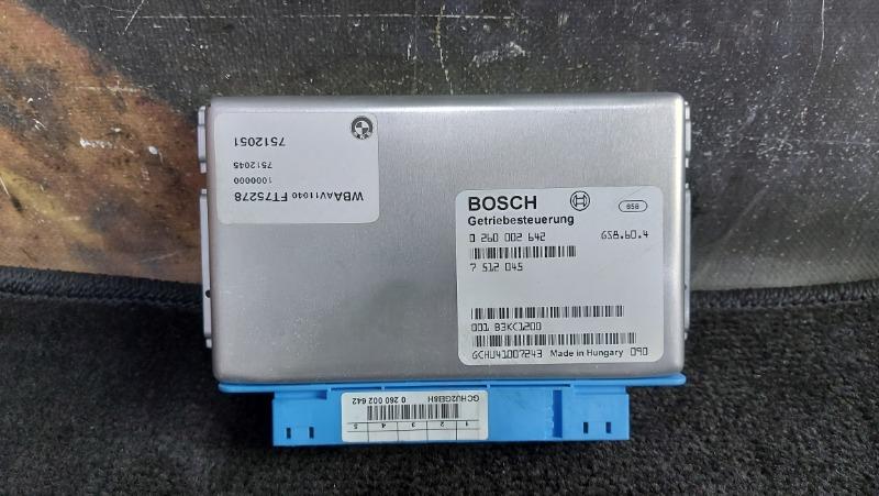 Блок управления акпп Bmw 320I E46 M54 2000