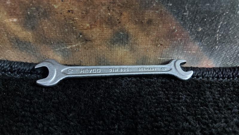 Ключ 8-10 Bmw 320I E46 M54 2000