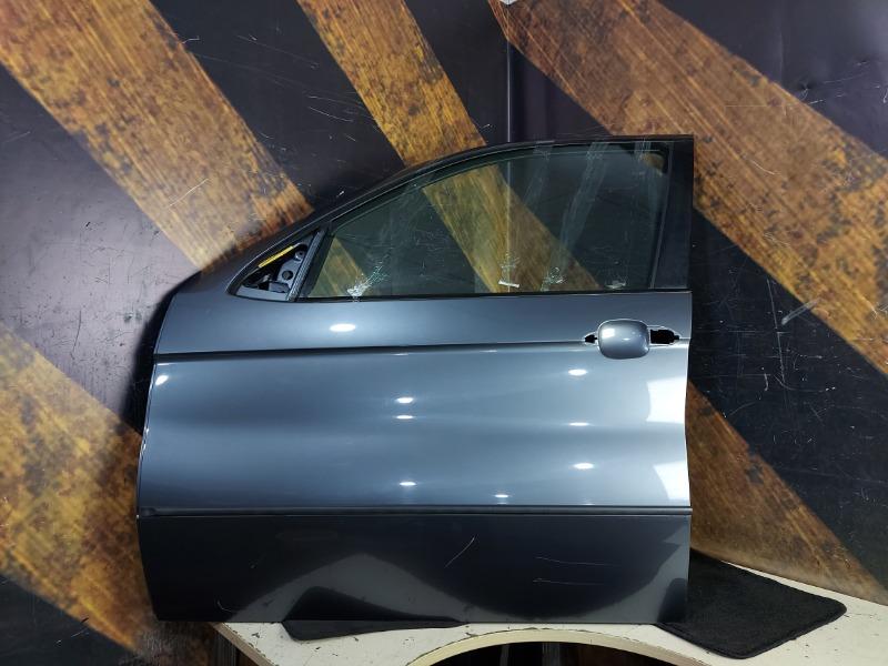 Дверь Bmw X5 E53 M54 2002 передняя левая