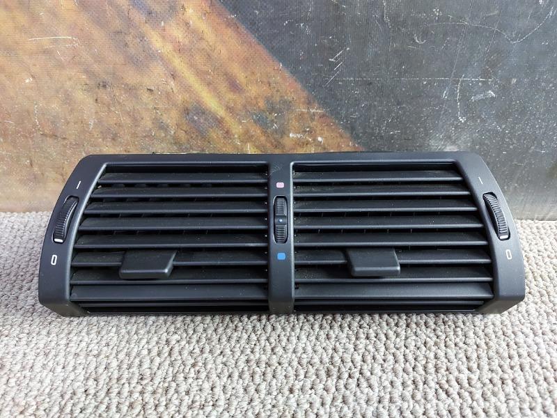 Воздуховод Bmw X5 E53 M54 2002 передний
