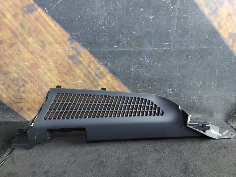 Пластик багажника Bmw X5 E53 M54 2002 правый