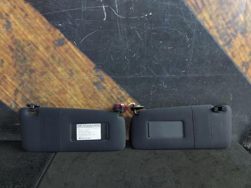Козырек солнцезащитный Bmw X5 E53 M54 2002