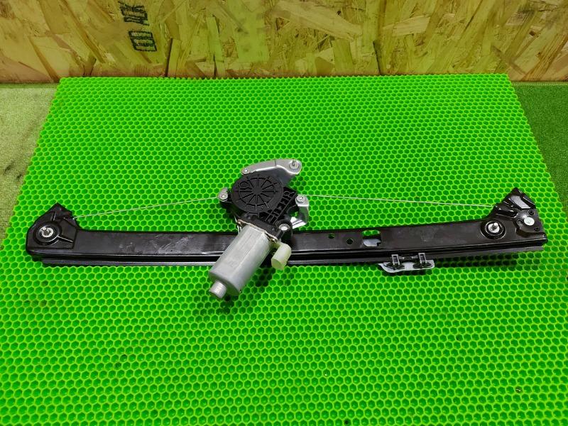 Стеклоподъемник Bmw X5 E53 M54 2005 задний левый
