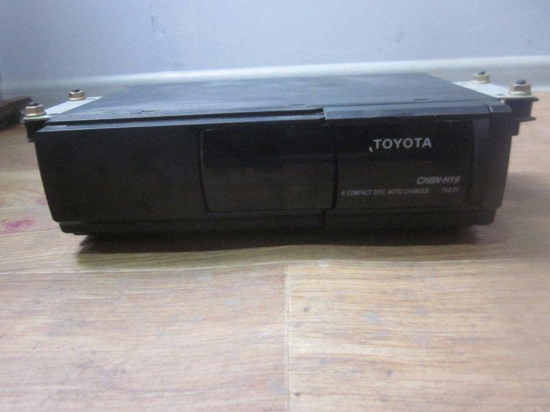 Блок навигации Toyota Alphard ANH15 5VZFE