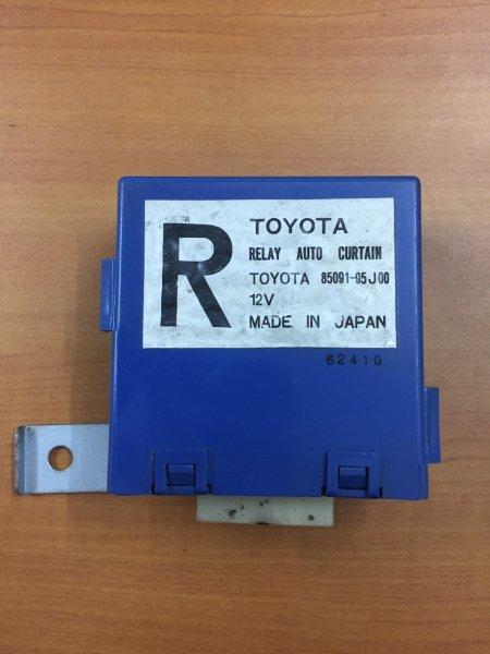 Блок управления Toyota Hiace KZH106W 1KZTE
