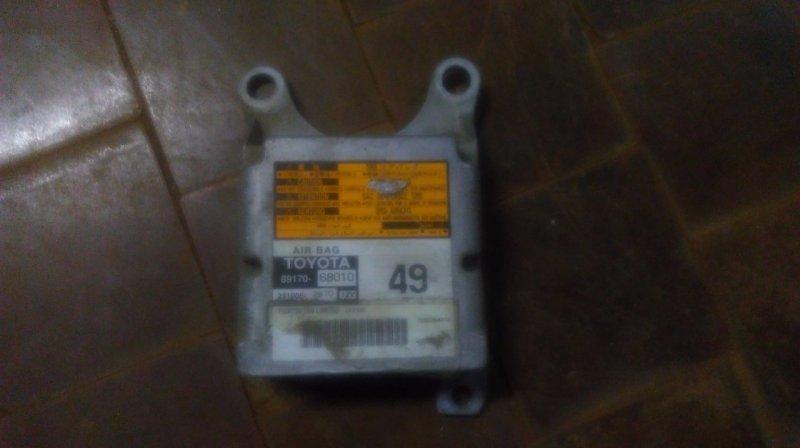 Блок управления airbag Toyota Wish ANE11 1ZZFE
