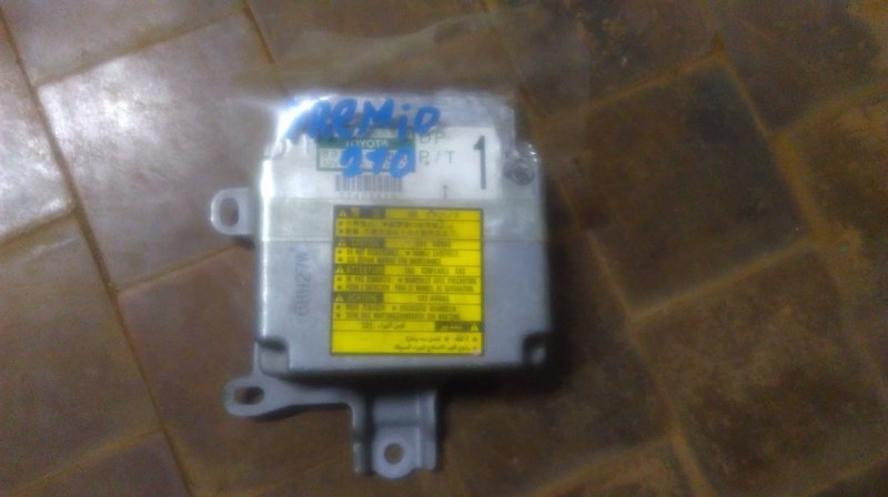 Блок управления airbag Toyota Caldina ST215 3SFE