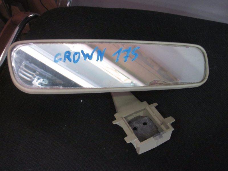 Зеркало заднего вида салонное Toyota Crown Majesta JZS179 1UZFE