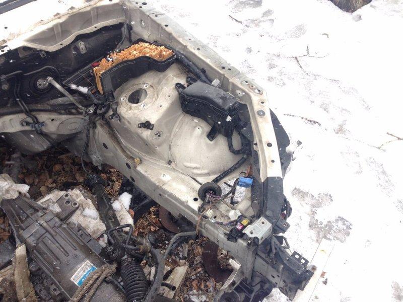 Лонжерон Toyota Mark Ii Wagon Blit GX110 1JZGTE передний левый