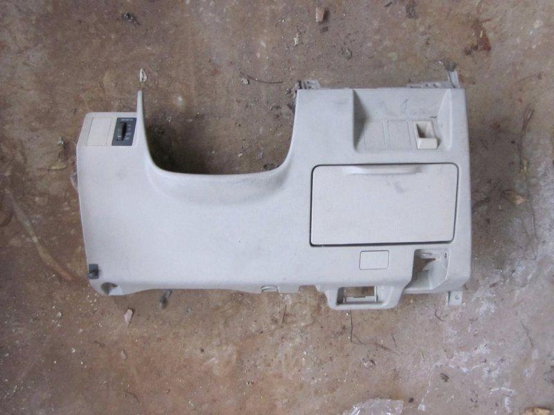 Консоль под рулевой колонкой Toyota Mark Ii Wagon Blit GX110 1GFE