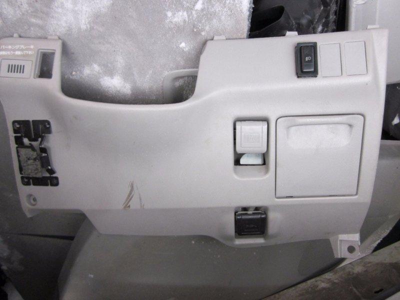 Панель рулевой колонки Toyota Nadia SXN15 3SFSE