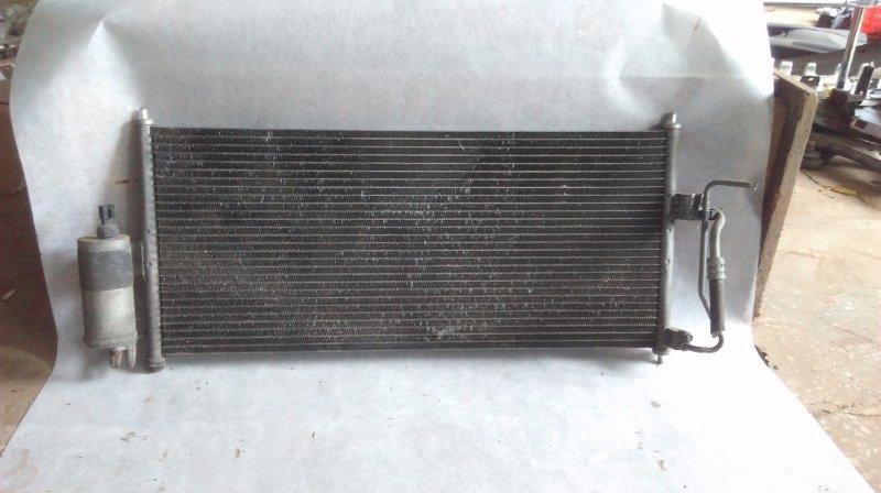 Радиатор кондиционера Nissan Almera QNG10 QG18DE