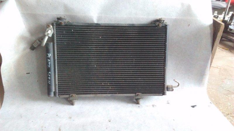Радиатор кондиционера Toyota Echo Verso NCP20 1SZFE