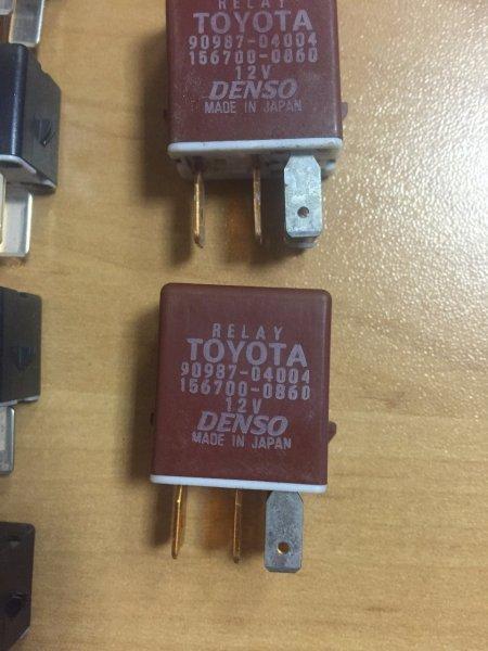 Реле Toyota 4Runner KZN215 2AZFE