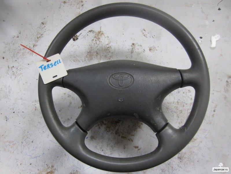 Руль Toyota Corolla Ii EL51 1NT