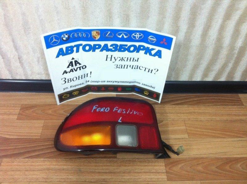Стоп-сигнал Ford Festiva левый