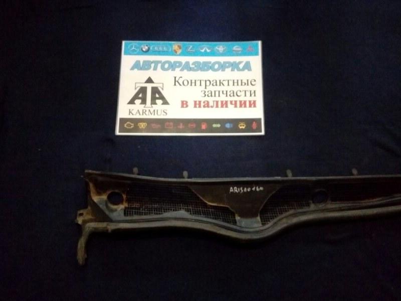 Решетка под дворники Toyota Aristo JZS160 2JZGE передняя