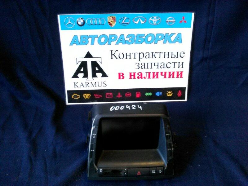 Монитор Toyota Prius NHW20 1NZFXE