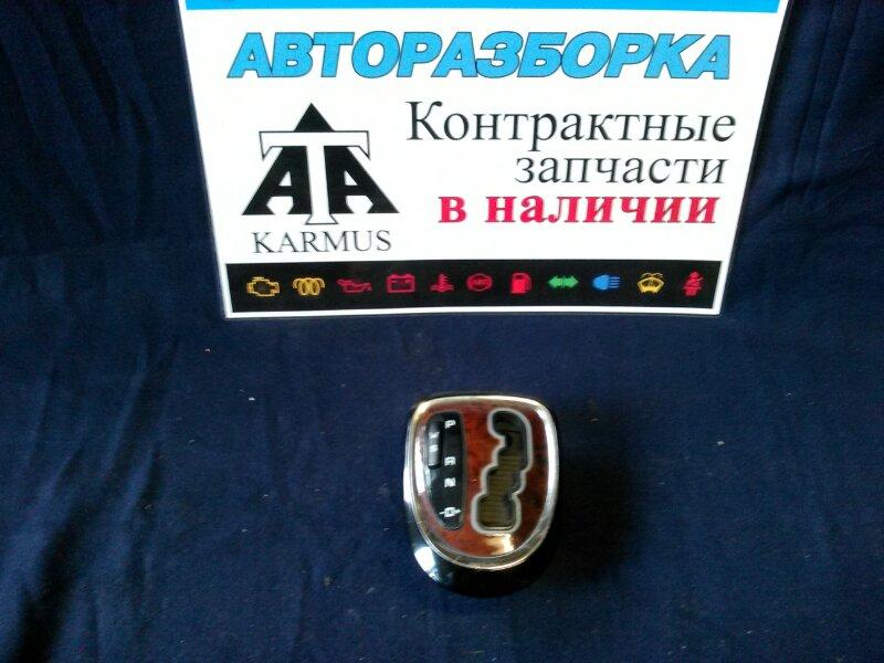 Консоль кпп Mercedes-Benz S-Class W220 320 CDI