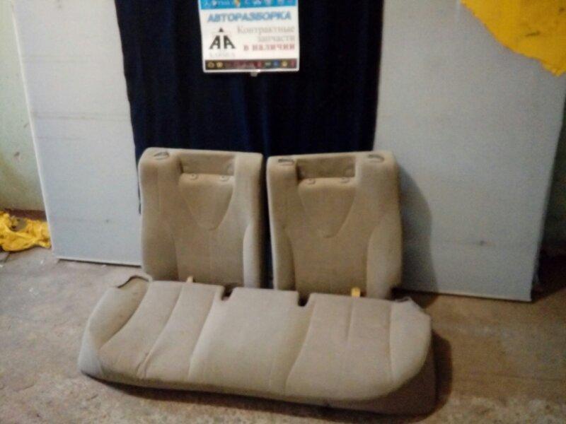 Сиденье Toyota Camry ACV40 2AZFE заднее