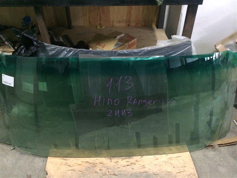 Стекло лобовое Hino Ranger Truck FD170