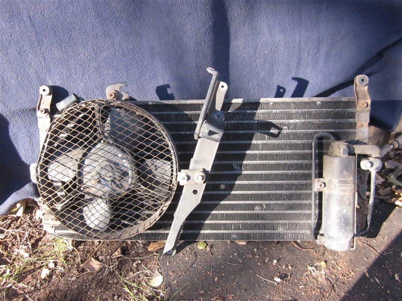 Радиатор кондиционера Toyota Sprinter Carib AE95 4AFHE