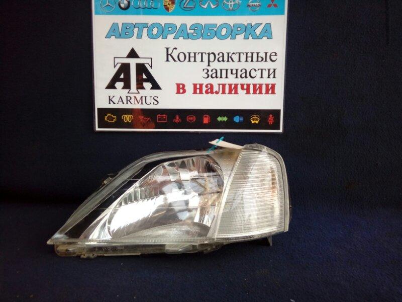 Фара Renault Logan LS0G K9K левая