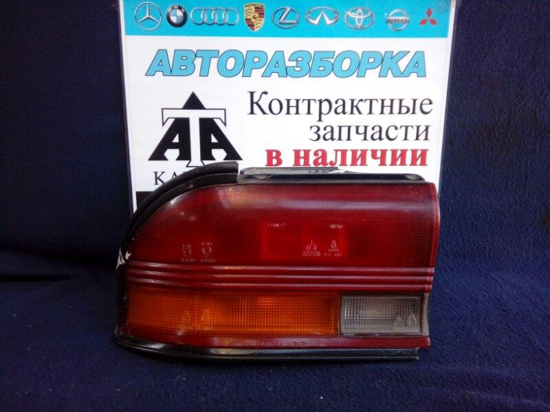 Стоп-сигнал Mitsubishi Galant E32A левый